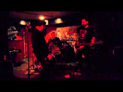"THE LONELY REVOLTS @ Johnny V's ""Open Graves"""
