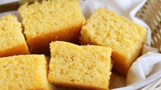 can you make cornbread without cornmeal