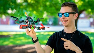 The BEST FPV Drone Kit on the market - Beagle Drone 2X Review