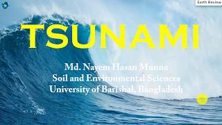 How Are Tsunamis Formed? | Tsunami Caused by Earthquakes and Volcanic Eruption