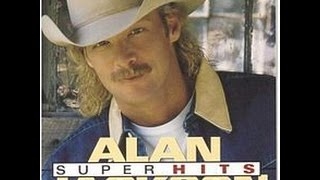 Alan Jackson - Who I Am (Lyrics on screen)