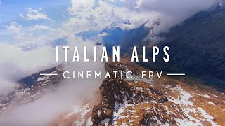 Italian Alps   Heaven Valley   Cinematic FPV Drone  