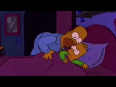 Bart, I don't want to alarm you but ...