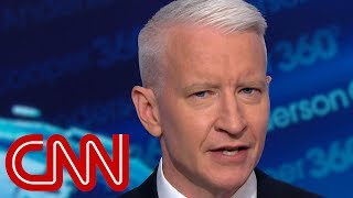 Anderson Cooper: White House gaslighting over Rob Porter | Kholo.pk
