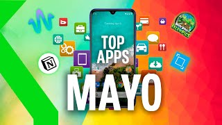 TOP 7 APPS GRATIS | Las mejores aplicaciones de Mayo ¡muy ÚTILES!