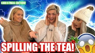 SPILLING THE TEA WITH MY MUM AND SISTER! *CHRISTMAS EDITION* ad
