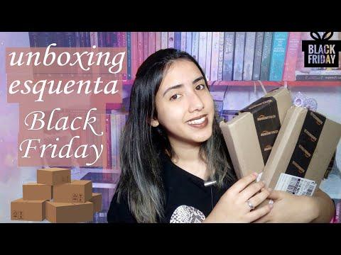 ?UNBOXING DE LIVROS ? | ?Esquenta Black Friday ? |  Leticia Ferfer | Livro Livro Meu