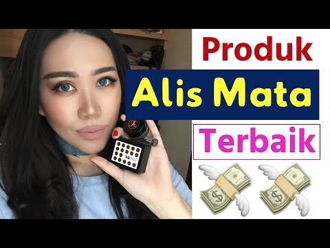 (Bahasa Indonesia) Top 5 Eyebrow Products 2016 | Cuvious Makeup