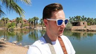 EXPLORING A DESERT OASIS! - (Phoenix, Arizona)