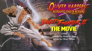 Street Fighter II  The Animated Movie 1994 Retrospective / Review