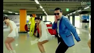 Gambar cover PSY- Gangnam Style (Official Music Video)