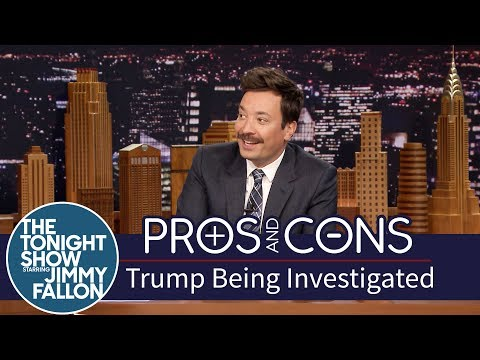 Pros and Cons: Trump Being Investigated