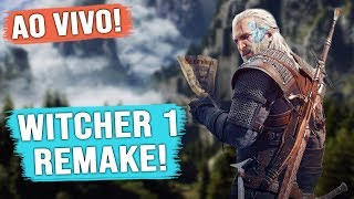 Witcher 1 Remastered Mod