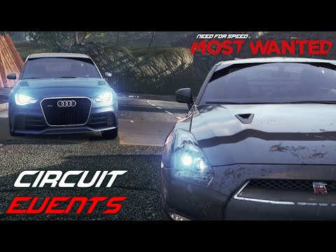 Need For Speed: Most Wanted (2012) - Circuit Events (PC)