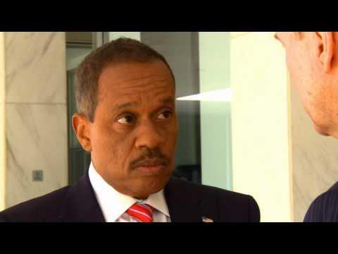 Juan Williams favors bombing Syria