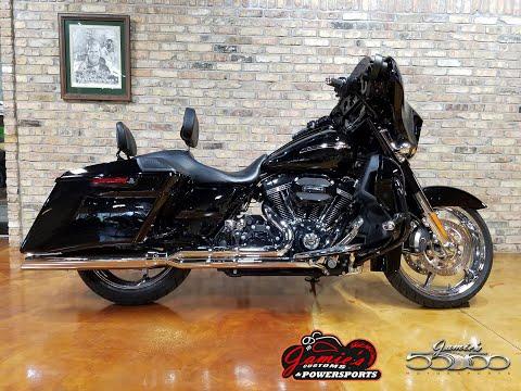 2015 Harley-Davidson CVO™ Street Glide® in Big Bend, Wisconsin - Video 1