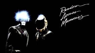 Daft Punk -  Fragments of time