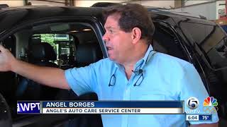 Auto mechanic confirms thieves can break into cars without setting off an alarm