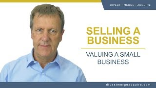 How is a small business valued