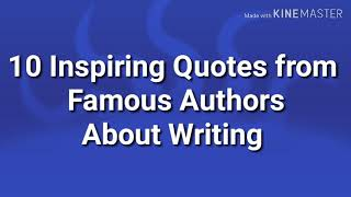 10 Famous Quotes About Writing (4)