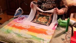 Как стирать вышивку крестом и сушить