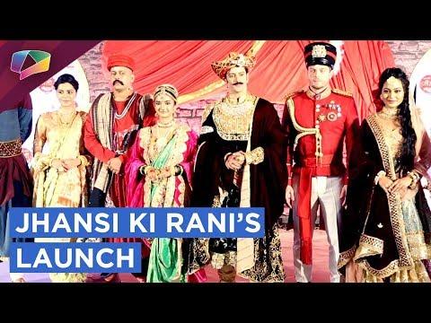 Anushka Sen Starrer Jhansi Ki Rani's Launch