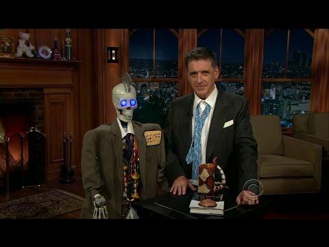 Late Late Show with Craig Ferguson 9/18/2012 John Goodman, Arjay Smith, Melissa Etheridge