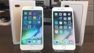 iPhone 7 Plus VS iPhone 7 Plus CLONE comparativa y diferencias