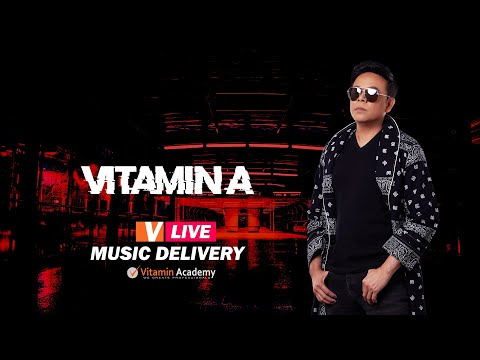 Vitamin A (Hardstyle) LIVE on Music Delivery