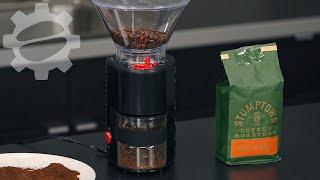Bodum Bistro Coffee Grinder | Crew Review