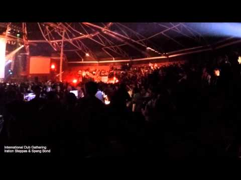 Iration Steppas & Speng Bond live @ Dub Gathering