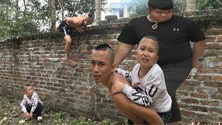 Lẩu Rắm - Anh Em Tam Mao Ăn Lẩu Trước Cửa Nhà Thằng Béo Và Cái Kết