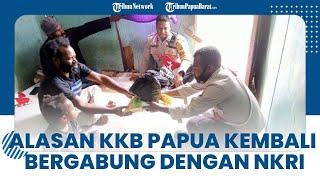 Kesuksesan Penyelenggaran PON XX Papua Buat Anggota KKB Tersadar, Kini Bergabung dengan NKRI