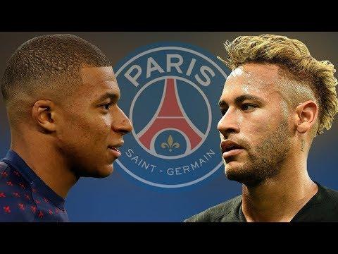 Kylian Mbappe VS Neymar JR - Who Is The Best? - Amazing Dribbling Skills - 2019