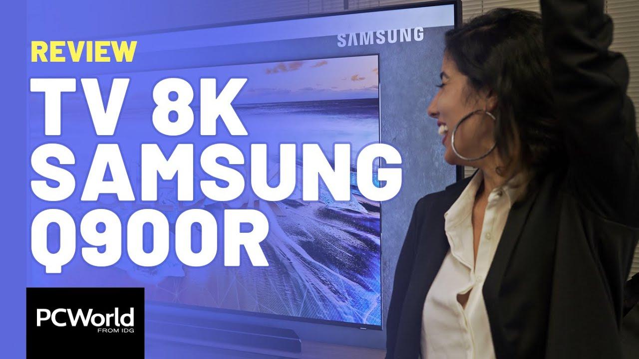 TV 8K QLED Samsung Q900R [Review]