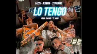 Lo Tengo ( Descargar Mp3) Cazzu, Aleman, Lito Kirino, Link En La Decripcion Del Video