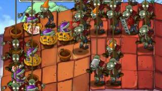 Plants vs Zombies video