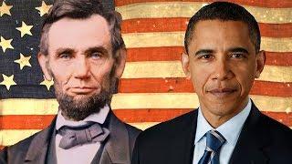 Lincoln's Gettysburg Address, Performed By President Obama