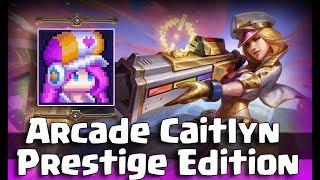 PBE FTW - ARCADE CAITLYN (Prestige Edition) - Thủ thuật máy tính