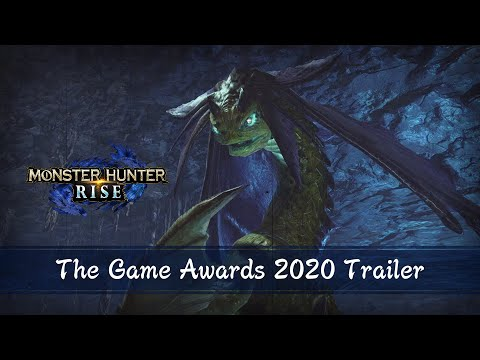 Gameplay (GA 2020) de Monster Hunter Rise