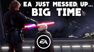 EA is in HUGE Trouble… and Star Wars Battlefront 2 is the Reason!