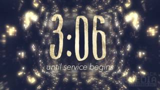 Divine Radiance Church Service Countdown