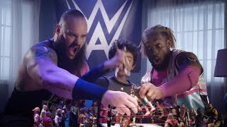WWE Action Figures | Mattel