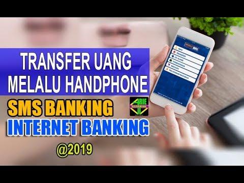 Cara transfer uang melalui hp (BRI Mobile)