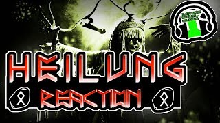 Heilung In Maidjan LIFA [REACTION In English By MEXICAN!!]