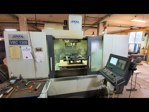 CNC Vertical Machining Center Avia VMC 1300 2012
