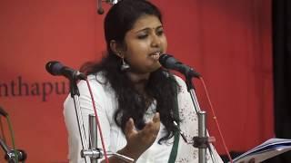 Aankhon Ka Tha Qusoor Na - Madhurani Ghazal by Narayani Gopan