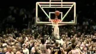NBA Courtside comedy (90')