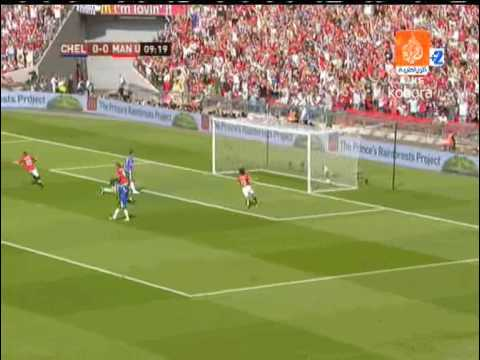 Luis Nani goal Against Chelsea FC | MTW