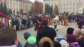 """Żywa lekcja historii"" 08.11.2016"